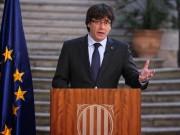 Thế giới - Lãnh đạo Catalonia bất ngờ bỏ trốn, sang Bỉ xin tị nạn