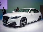 Tin tức ô tô - Toyota Crown: Sedan hạng sang thực thụ của Toyota