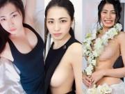 """Thời trang - """"Hoa hậu vòng 1 đẹp"""" Nhật Bản chuộng mốt không nội y mỗi ngày"""