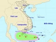 Tin tức trong ngày - Biển Đông sắp có áp thấp nhiệt đới kép, lại hướng vào Nam Bộ