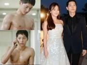 """Làm đẹp - Bất ngờ với hình thể """"lực điền"""" của chồng Song Hye Kyo"""