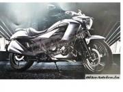Thế giới xe - Lộ ảnh Suzuki Intruder mới, đẹp miễn chê