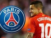 Bóng đá - Tin HOT bóng đá tối 31/10: PSG đánh úp Barca, chèo kéo Coutinho