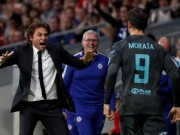 """Chi tiết AS Roma - Chelsea: Tan nát  """" The Blues """"  (KT)"""