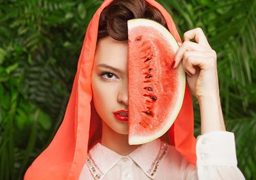 Không chỉ ăn cực ngon, dưa hấu dùng để làm đẹp cũng tốt vô cùng - 9
