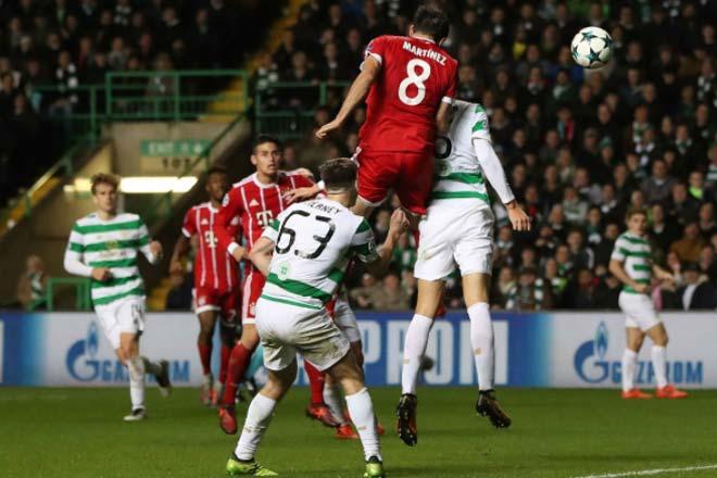 Celtic - Bayern Munich: Đánh đầu chính xác, đoạt vé knock-out - 1