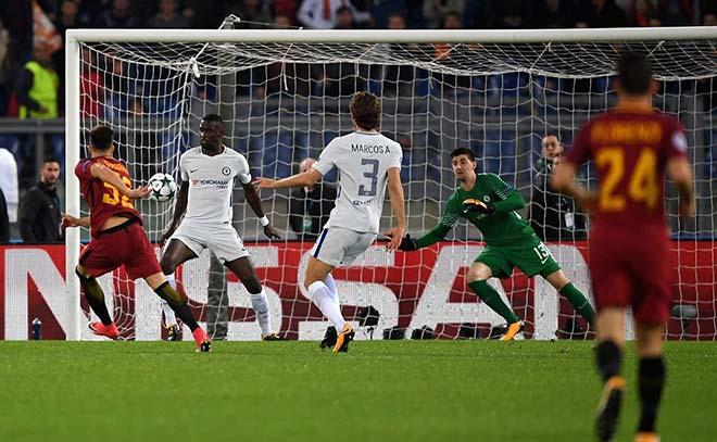 """Rực lửa cúp C1: Messi & Suarez mờ nhòa, Chelsea gây """"động đất"""" 1"""