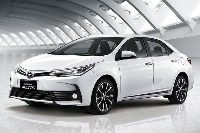 Toyota giảm giá Vios, Altis, Innova ở Việt Nam - 1