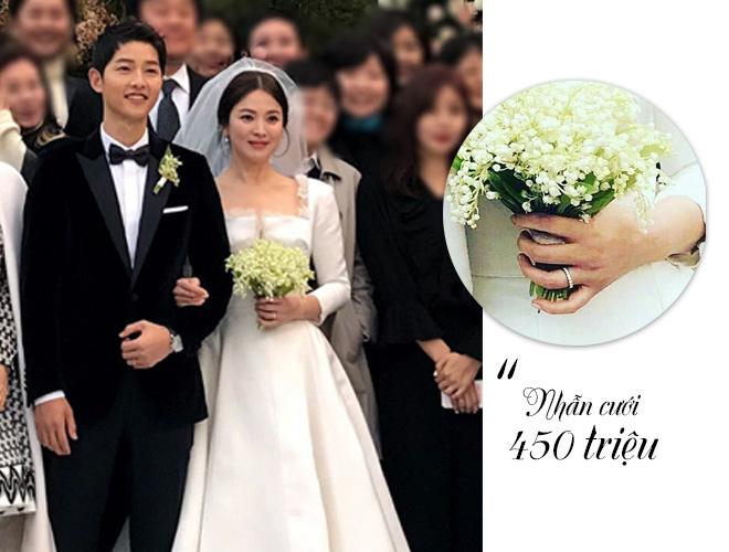 Những con số tiền tỷ giật mình trong tiệc cưới Song Hye Kyo - 3