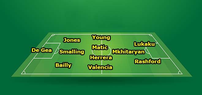 Mourinho chốt sớm đội hình MU đấu Chelsea: Mkhitaryan vẫn được ưu ái 2