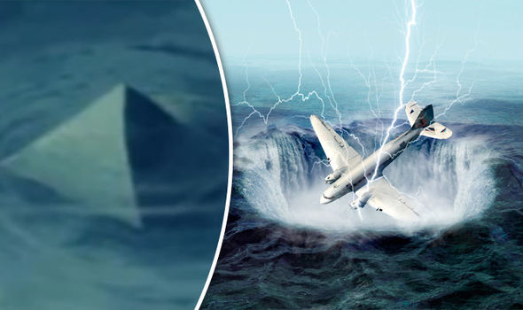 """Đây là thứ có thể """"nuốt"""" tàu thuyền, máy bay vào Tam giác Bermuda - 1"""