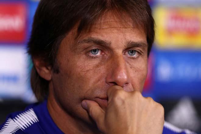 Chelsea thua thảm: Conte ân hận bán Matic cho MU, nguy cơ đụng Barca ở C1 - 1
