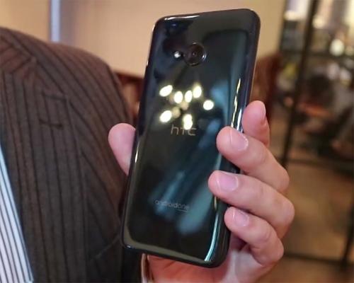 """Lộ ảnh thực tế của """"bộ đôi quyền lực"""" HTC U11 Plus và U11 Life - 5"""