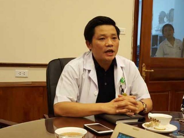 Giám đốc BV Phụ sản HN thông tin vụ bảo vệ đánh người dã man