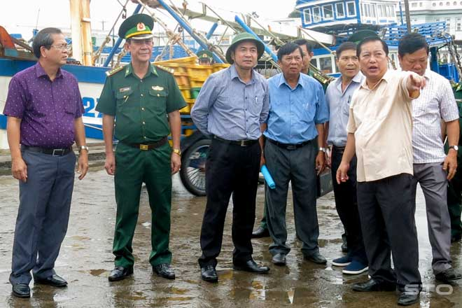 """Sợ thảm họa bão Linda lặp lại: Các tỉnh ĐBSCL cấm biển, """"căng mình"""" ứng phó với ATNĐ - 2"""