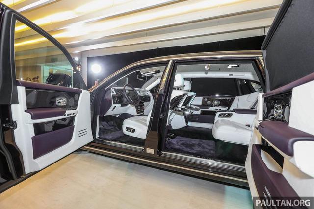 Rolls-Royce Phantom 2018 giá 12 tỷ đồng ở châu Á - 3
