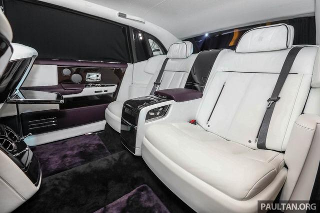Rolls-Royce Phantom 2018 giá 12 tỷ đồng ở châu Á - 5