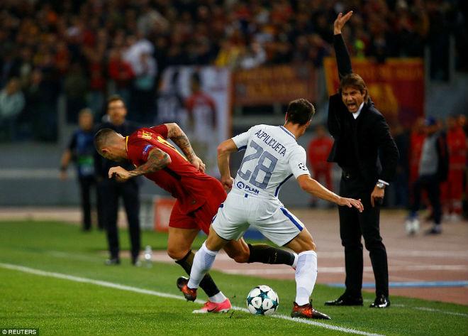 Chelsea thảm bại: Conte trách học trò nhu nhược, thua là đáng - 2