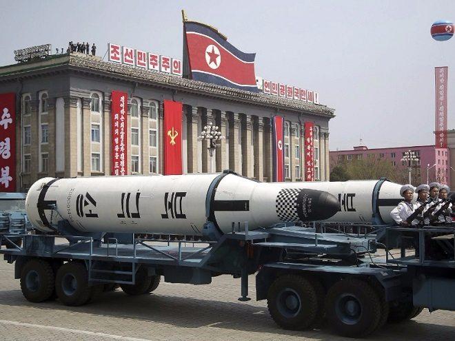 Chi tiết bất ngờ trong tên lửa Triều Tiên - 1