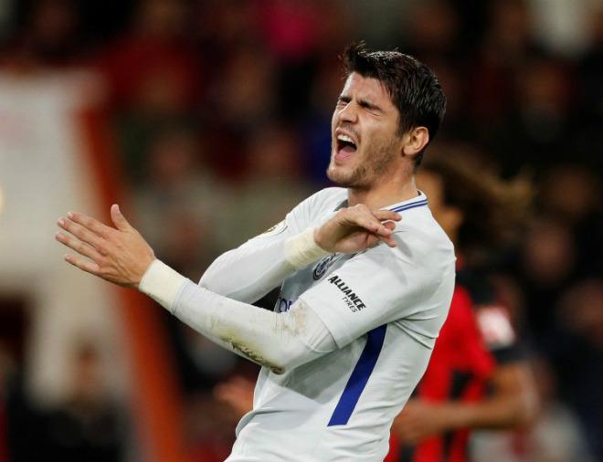 Góc chiến thuật AS Roma – Chelsea: Thủ thảm họa, Conte mù quáng với Morata 2