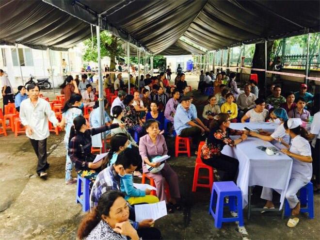 Hơn 1.000 người nghèo tại Kiên Giang được tầm soát và điều trị Viêm gan vi rút C miễn phí - 1