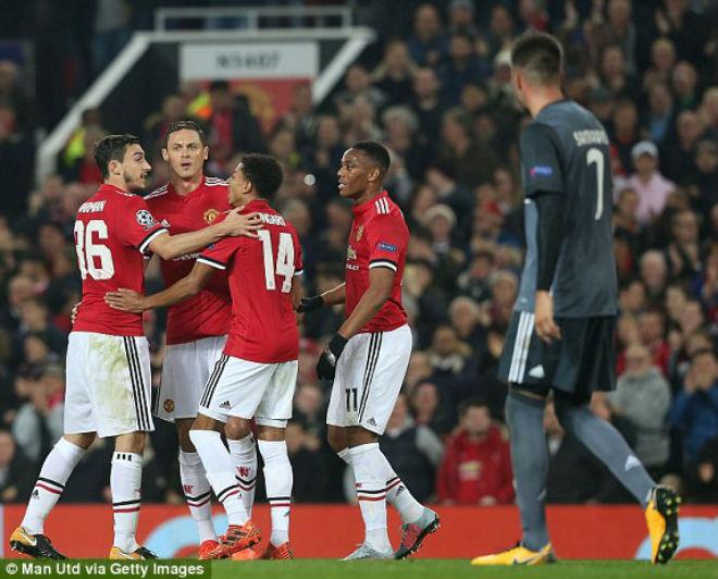 MU - Benfica: Cú sốc phản lưới, khơi màn bi kịch