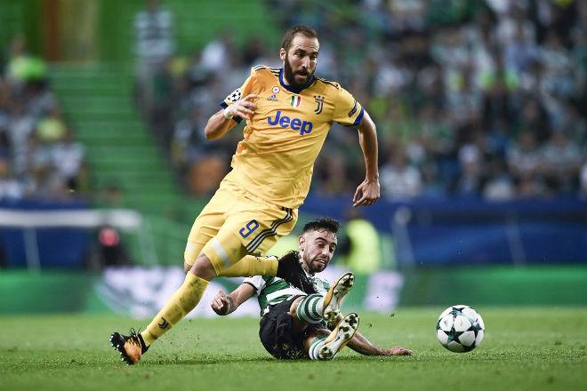 Sporting Lisbon - Juventus: Ra chân tinh tế, thoát hiểm gang tấc - 1