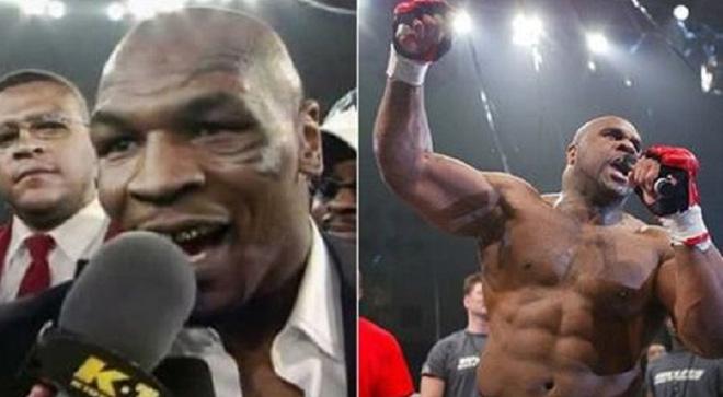 """""""Quái thú"""" MMA, 2m - 150kg: Đấm ngàn cân, Mike Tyson cũng """"run"""" - 2"""