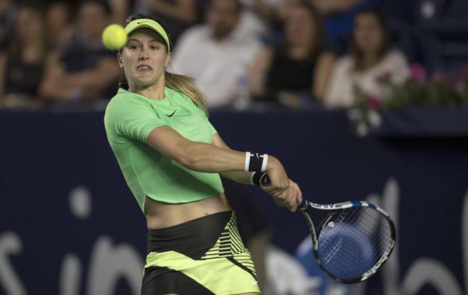 """Mỹ nhân tennis 2017, Bouchard: Ăn mặc càng """"hở"""", thi đấu càng dở 2"""