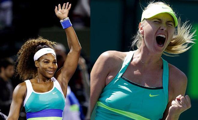 """Mỹ nhân tennis 2017, Sharapova: Đạp lên bão tố, """"gây sự"""" cả thế giới 2"""