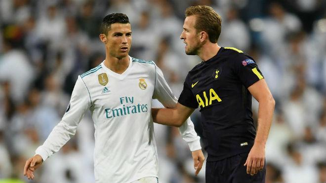 "Tottenham - Real Madrid: Ronaldo sa sút, Kane dọa ""nhà vua"" 2"