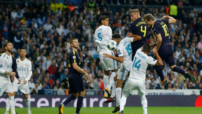 "Tottenham - Real Madrid: Ronaldo sa sút, Kane dọa ""nhà vua"" - 1"