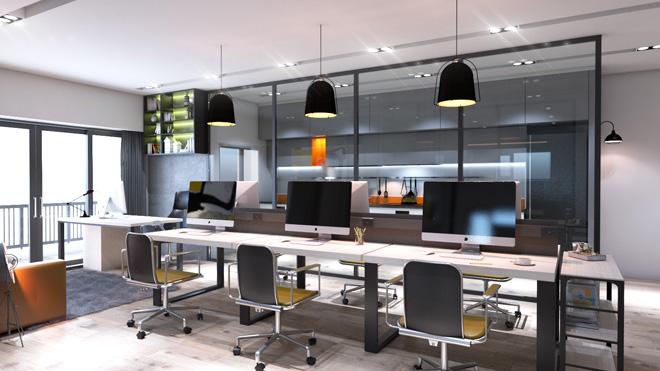 TP.HCM: Sôi động thị trường căn hộ Office-tel - 1