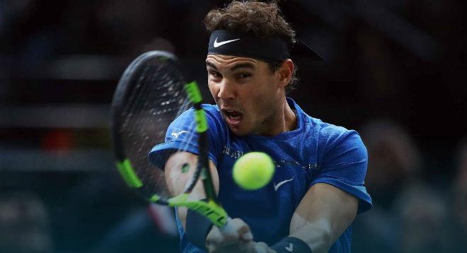 Nadal - Chung: Tung đòn sấm sét, đánh nhanh diệt gọn 1