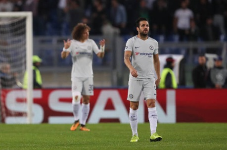 """Chi tiết AS Roma - Chelsea: Tan nát """"The Blues"""" (KT) 23"""