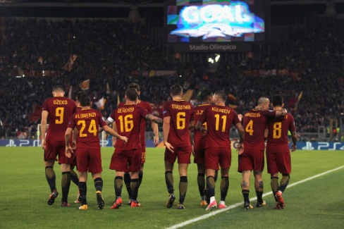 """Chi tiết AS Roma - Chelsea: Tan nát """"The Blues"""" (KT) 26"""