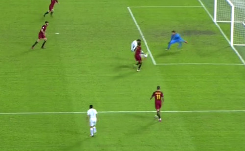 """Chi tiết AS Roma - Chelsea: Tan nát """"The Blues"""" (KT) 20"""