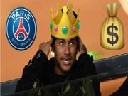 """Bóng đá - PSG lo mất C1 & """"hoàng đế"""" Neymar: """"Chữa bệnh"""" bằng Coutinho"""