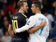 Bóng đá - Bản tin cúp C1 1/11: Tottenham cần Kane, không thèm Ronaldo