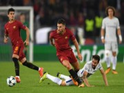 Bóng đá - AS Roma - Chelsea: Phủ đầu ở giây 36, bước lên đỉnh bảng