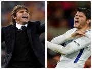 Bóng đá - Góc chiến thuật AS Roma – Chelsea: Thủ thảm họa, Conte mù quáng với Morata