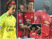 """Bóng đá - MU đánh bại Benfica: Báo Anh """"tấn công"""" Lukaku, an ủi tội đồ 18 tuổi"""