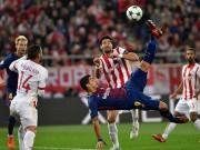 """Rực lửa cúp C1: Messi  &  Suarez mờ nhòa, Chelsea gây  """" động đất """""""