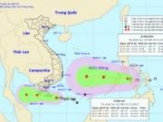 Tin tức trong ngày - Bão và áp thấp nhiệt đới sắp cùng lúc hoành hành trên Biển Đông