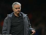 """Bóng đá - MU """"vất vả"""" Benfica: Mourinho lộ lý do """"cướp"""" phạt đền của Lukaku"""