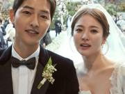 Phim - Bộ ảnh cưới đặc biệt của Song Hye Kyo và chồng trẻ