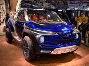 Tin tức ô tô - Cross Hub: Xe bán tải đẹp mắt từ... Yamaha