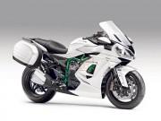 "Kawasaki Ninja H2 SX  "" siêu khủng ""  sắp ra mắt"