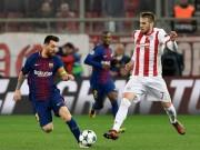 Báo động Barca: Ai dám cất Messi dự bị, Suarez như kẻ mất hồn