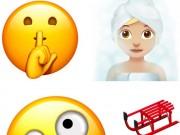 """Cập nhật ngay iOS 11.1 để có thêm hàng trăm emoji  """" kịch độc """""""